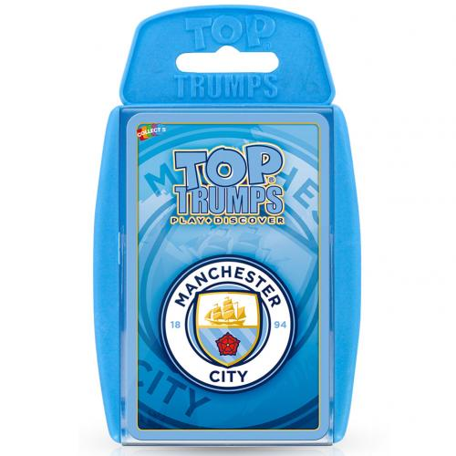 Manchester City Top Trumps